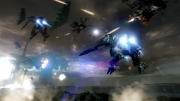 Armored Core: Verdict Day: Screenshot aus der Mech-Battle-Action