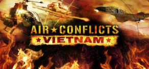Logo for Air Conflicts: Vietnam