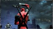 Deadpool: Offizieller Screen zum witzigen Actionspiel.