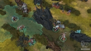 Dogs of War Online: Screen zum kampfbasiertem Strategie MMO