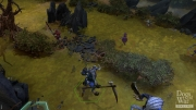 Dogs of War Online: Screen zum kampfbasiertem Strategie MMO.