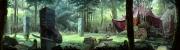 Das Schwarze Auge: Memoria: Screen aus dem Adventure der DSA Reihe.