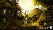 The Night of the Rabbit: Offizieller Screen zum Adventure.