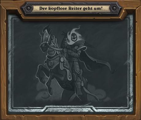 Hearthstone: Heroes of Warcraft - Die Schlotternächte haben begonnen