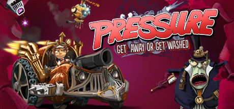 Logo for Pressure