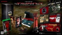Metal Gear Solid V: The Phantom Pain - Collectors Edition und Inhalte vorgestellt