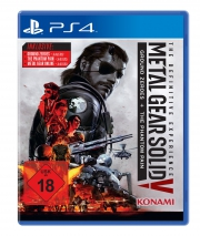 Metal Gear Solid V: The Phantom Pain - Konami veröffentlicht DEFINITIVE EXPERIENCE Edition