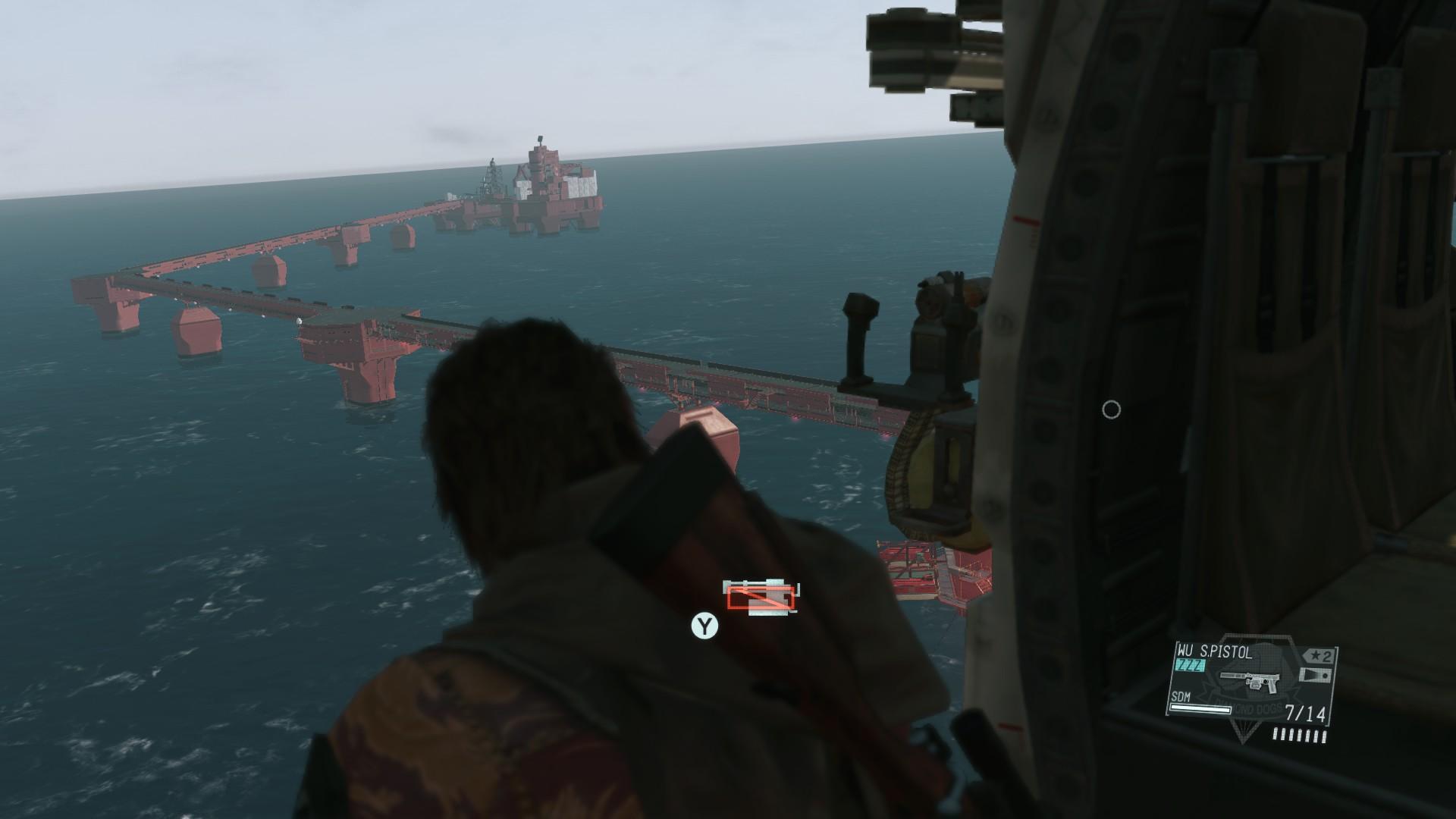 Metal Gear Solid V: The Phantom Pain: Screenshots zum Artikel