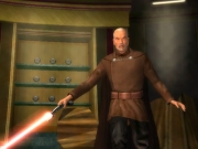 Star Wars Episode 3 - Die Rache der Sith: Screen aus der Playstation 2 Version.