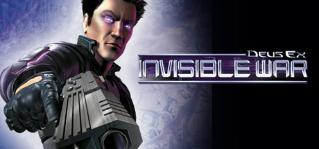 Logo for Deus Ex: Invisible War