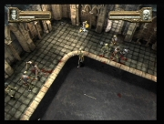 Baldur's Gate: Dark Alliance 2: Screen zur PS2 Version des Action-Rollenspiels.