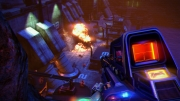 Far Cry 3: Blood Dragon: Screen aus dem Cyber-Shooter.