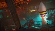 Far Cry 3: Blood Dragon: Screen aus dem Cyber-Shooter.