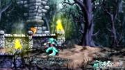 Dust: An Elysian Tail: Screen aus dem niedlichen Rollenspiel.