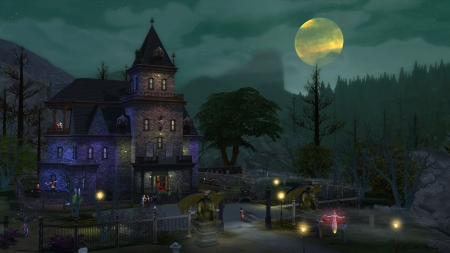 Die Sims 4: Vampire - Gameplay Pack
