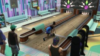 Die Sims 4 - Wir hatten das Bowling-Abend Accessoires Pack in einem kurzen Test