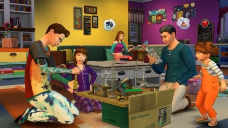 Die Sims 4: Gameplay-Pack Elternfreuden