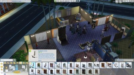 Die Sims 4: Screenshots aus dem Spiel