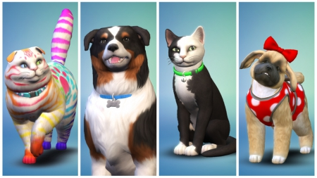 Die Sims 4: Cats and Dogs Erweiterung