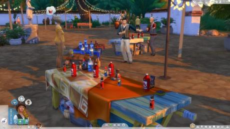 Die Sims 4: Screenshots - Dschungelabenteuer Erweiterung