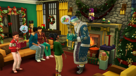 Die Sims 4: DLC Seasons