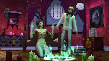 Die Sims 4 - Paranormale Phänomene-Accessoires-Pack erscheint am 26. Januar