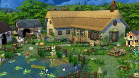 Die Sims 4 - Die Sims 4 Landhaus-Leben-Erweiterungspack seit kurzem erhältlich