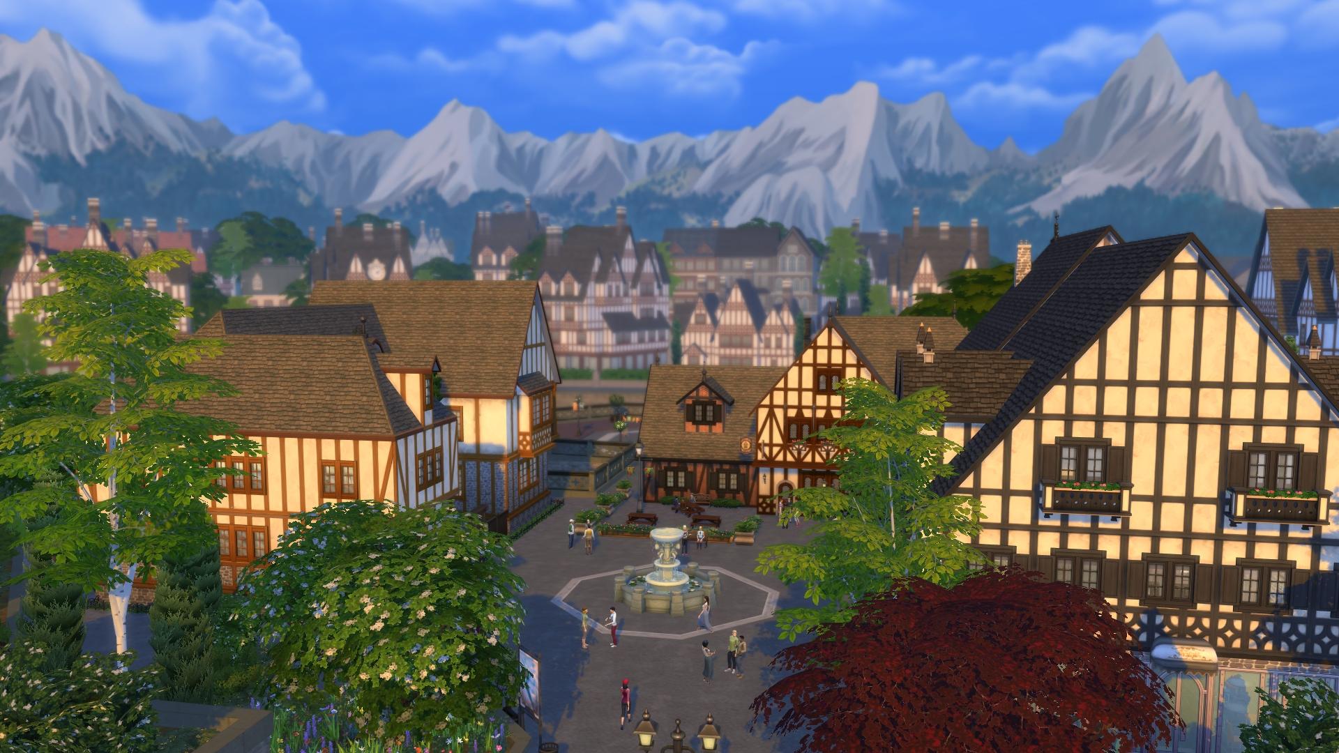 Die Sims 4: Freunde-Erweiterungspack