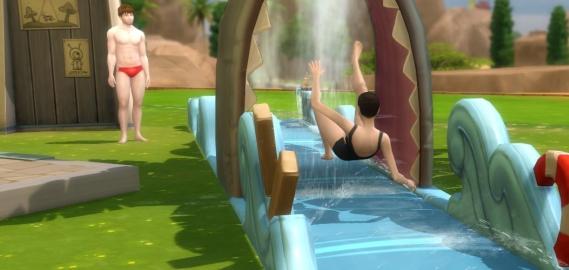 PC Test - Die Sims 4 - Gartenspa�-Accessoires DLC Sommerzeit ist Gartenzeit. Mit dem neusten Gartenspa� DLC bekommst du ein paar neue Sachen. In dem Artikel verraten wir dir, was genau!