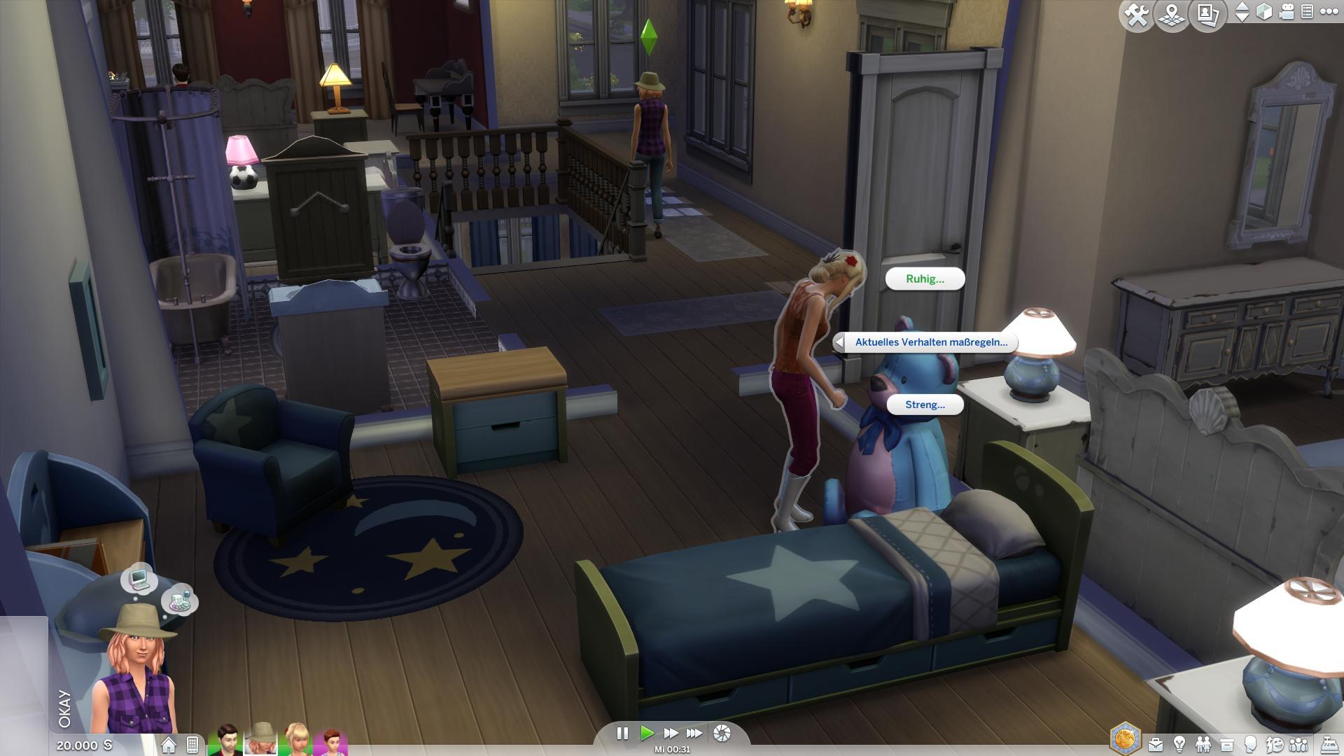 Test Zum Spiel Die Sims 4 Die Sims Lernen Die Kindererziehung Neu