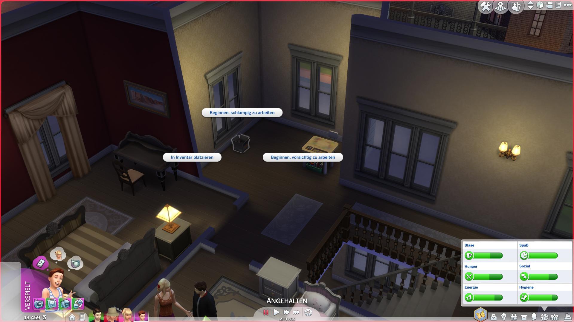 Die Sims 4: Die Sims 4 - Elternfreuden - Artikel Screenshots aus dem Spiel