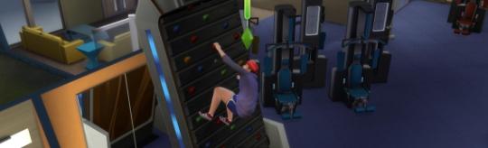 Die Sims 4 - Fitness Accessories - Mache deinen Sim fit für die Sommersaison!