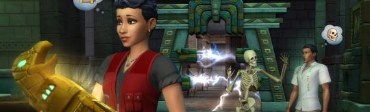 Die Sims 4 - Dschungel Abenteuer - Schicken wir die Sims in den Dschungel