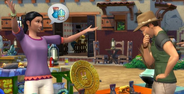 PC Test - Die Sims 4 - Dschungel Abenteuer Maxis schicken ihre Sims in den Dschungel. Mit der neuen Erweiterung gibt es nicht nur eine neue Spielwelt. Wir sagen dir was noch!