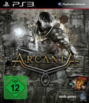 Logo for Arcania: The Complete Tale