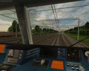 ZD Zug-Simulator 2013: Offizieller Screen zur Simulation.
