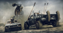 Mad Max: Screenshots April 15