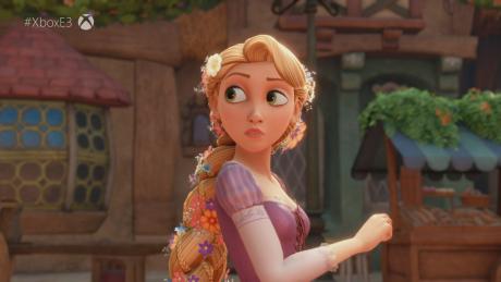 Kingdom Hearts 3 - Neuer Trailer zeigt die Welt von Rapunzel