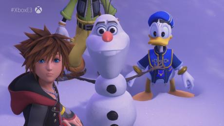 Kingdom Hearts 3 - Darum dauerte die Entwicklung des Spiels so lange