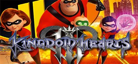 Kingdom Hearts 3 - Kingdom Hearts 3