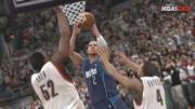 NBA 2K9: Screenshot - NBA 2K9