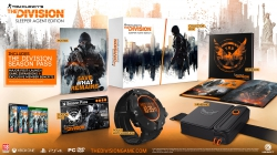 Tom Clancy's The Division: Sleepy Agent Edition