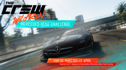 The Crew: Mercedes-Challange