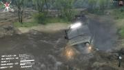 SPINTIRES: Offroad Truck-Simulator: Screenshots zum Artikel