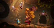 Rayman Legends: Screenshot zum Titel.