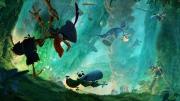 Rayman Legends: Screenshot zum Titel.
