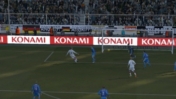 Pro Evolution Soccer 2014: Screenshots zum Artikel - DLC World Challange