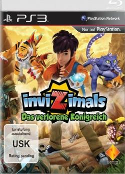Invizimals: Das verlorene Königreich