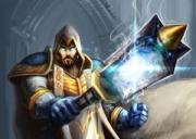 Storm the Gates: Warprist - Artwork zum Spiel.