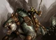 Storm the Gates: Doom Rider - Artwork zum Spiel.